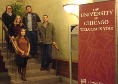 McNair Scholars at The University of Chicago