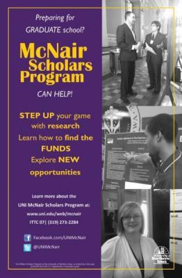 McNair Poster