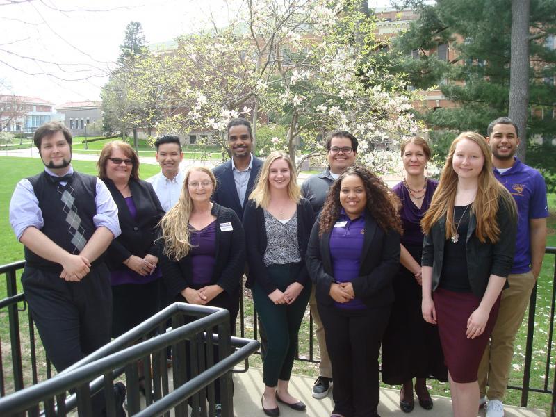2016-17 McNair Scholars